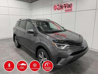 Used 2018 Toyota RAV4 LE - AWD -SIÈGES CHAUFFANTS for sale in Québec, QC
