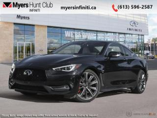 New 2021 Infiniti Q60 Red Sport I-LINE ProACTIVE for sale in Ottawa, ON