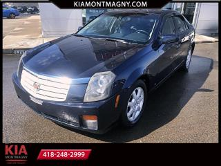 Used 2007 Cadillac CTS Berline 4 portes, moteur de 2,8 L for sale in Montmagny, QC