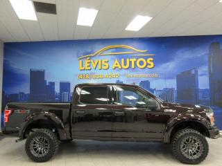 Used 2020 Ford F-150 SUPERCREW V-6 3.5 ÉCOBOOST LOOK UNIQUE 2 for sale in Lévis, QC