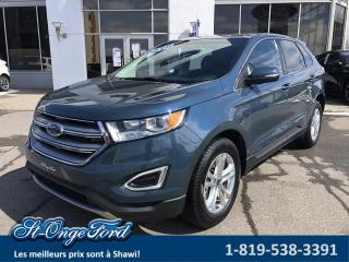 Used 2016 Ford Edge SEL, Traction intégrale for sale in Shawinigan, QC