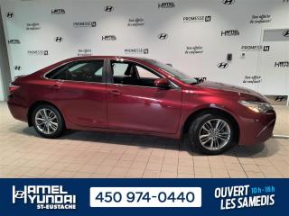 Used 2015 Toyota Camry SE ** LE CONFORT ET L'ESPACE** for sale in St-Eustache, QC