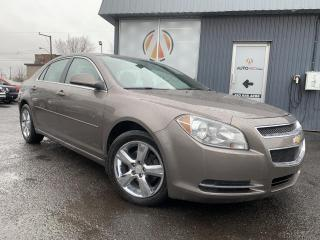 Used 2010 Chevrolet Malibu ***LT,PLATINUM,CUIR,MAGS,A/C,AUBAINE*** for sale in Longueuil, QC