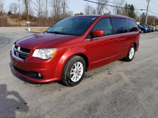 Used 2015 Dodge Grand Caravan SXT for sale in Madoc, ON