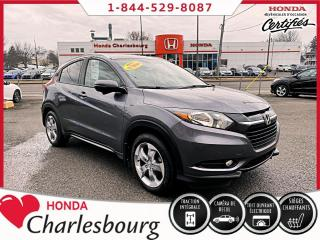 Used 2017 Honda HR-V EX-L AWD**CUIR+TOIT OUVRANT** for sale in Charlesbourg, QC