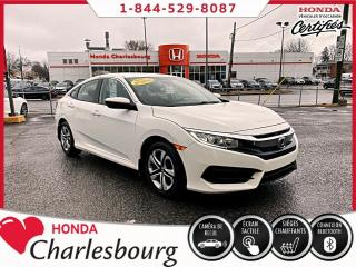 Used 2017 Honda Civic LX AUTOMATIQUE** 42 229 KM** for sale in Charlesbourg, QC