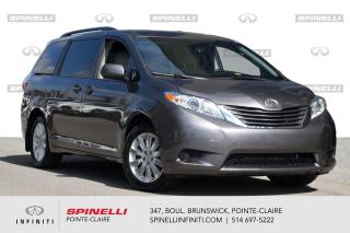 Used 2016 Toyota Sienna LE / 7 PASSENGERS / AWD AWD / CAMERA RECUL / BAS KILO for sale in Montréal, QC