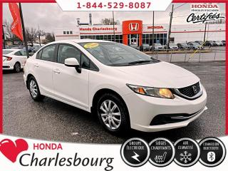 Used 2013 Honda Civic LX AUTOMATIQUE **BAS KM** for sale in Charlesbourg, QC