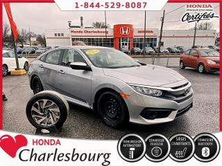 Used 2018 Honda Civic SE AUTOMATIQUE*** 9997 KM*** for sale in Charlesbourg, QC