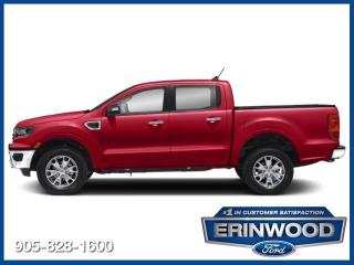 New 2021 Ford Ranger LARIAT for sale in Mississauga, ON