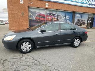 Used 2005 Honda Accord for sale in Mississauga, ON