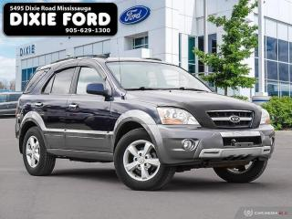 Used 2009 Kia Sorento LX for sale in Mississauga, ON