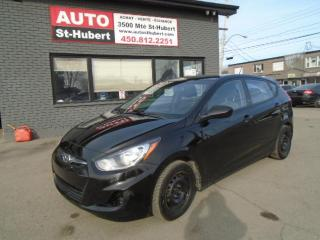 Used 2013 Hyundai Accent GL ** 119 000 KM ** for sale in St-Hubert, QC