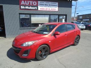 Used 2010 Mazda MAZDA3 Sport GS for sale in St-Hubert, QC