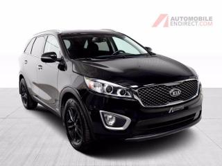 Used 2018 Kia Sorento LX TURBO AWD MAGS CAMÉRA DE RECUL AIR CLIMATISÉ for sale in Île-Perrot, QC
