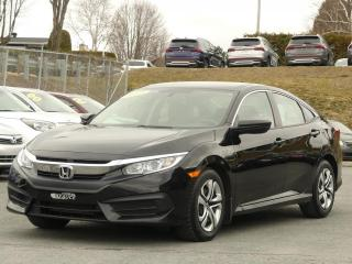 Used 2017 Honda Civic DX Bluetooth Caméra de recul for sale in St-Georges, QC