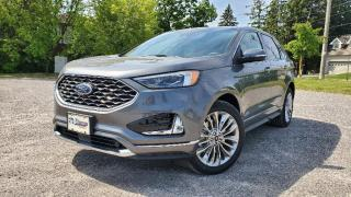 New 2021 Ford Edge Titanium for sale in Peterborough, ON