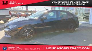 Used 2020 Honda Civic Hatchback Sport for sale in Sorel-Tracy, QC