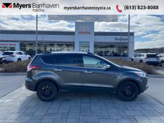 Used 2016 Ford Escape SE  - Bluetooth -  SiriusXM -  Heated Seats - $105 B/W for sale in Ottawa, ON