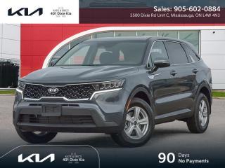 New 2021 Kia Sorento 2.5L LX+ for sale in Mississauga, ON
