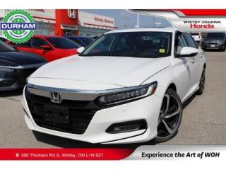 Used 2020 Honda Accord TOURING | Navigation | Fog Lights for sale in Whitby, ON