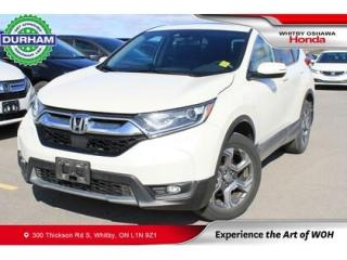 Used 2017 Honda CR-V AWD 5dr EX-L | Heated Front Seats for sale in Whitby, ON