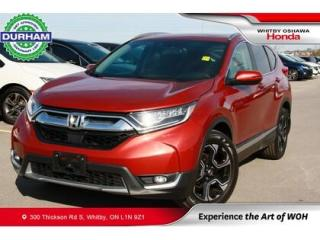Used 2017 Honda CR-V AWD 5dr Touring | Navigation | Heated Seats for sale in Whitby, ON