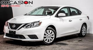 Used 2019 Nissan Sentra SV SIEGES.CHAUFFANTS+BLUETOOTH+CAM.RECUL for sale in Boisbriand, QC