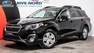 Used 2018 Subaru Outback CAM.RECUL+SIEGES.CHAUFFANTS+BLUETOOTH for sale in Boisbriand, QC