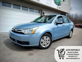 Used 2008 Ford Focus SE for sale in Orillia, ON