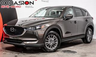Used 2018 Mazda CX-5 GS AWD MAGS+CAM.RECUL+SIEGES.CHAUFFANTS for sale in Boisbriand, QC