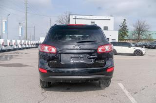 Used 2011 Hyundai Santa Fe Limited 3.5 LEATHER/SUNROOF/REMOTE STARTER for sale in Concord, ON
