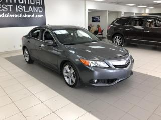 Used 2013 Acura ILX PREMIUM/CUIR/TOIT/AUTO/SIÈGES CHAUFFANTS for sale in Dorval, QC