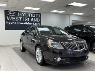 Used 2014 Buick Verano CONVENIENCE 1*CUIR*CAM*LANE ASSIST*BAS K for sale in Dorval, QC