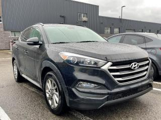 Used 2017 Hyundai Tucson LUXURY/AWD/CUIR/TOIT/CARPLAY/GPS for sale in Dorval, QC