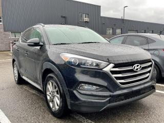 Used 2017 Hyundai Tucson LUXURY/AWD/CUIR/TOIT/CARPLAY/GPS for sale in Dorval, QC