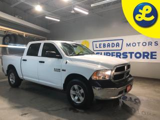 Used 2017 RAM 1500 4WD Crew Cab Hemi * 5.7L HEMI VVT V8 engine with FuelSaver MDS * 6 Passenger * Cruise Control * Steering Wheel Controls * Pioneer Touch Screen Head Un for sale in Cambridge, ON