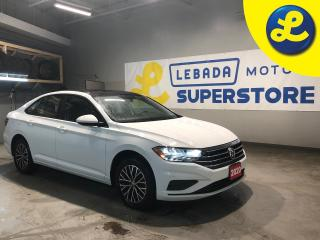 Used 2020 Volkswagen Jetta Highline * Sunroof *  Heated Leather Seats * Back Up Camera * Apple Car Play * Android Auto Cruise Control * Push Button Start *  Steering Wheel Contr for sale in Cambridge, ON