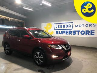 Used 2020 Nissan Rogue SV AWD Tech Pack * Navigation * Panoramic Sunroof * Power Lift Gate * Apple Car Play * Android Auto * Heated Seats * Heated Steering Wheel * Lane Depa for sale in Cambridge, ON