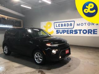 Used 2020 Kia Soul EX * Rear Cross Traffic Safety * Lane Keep Assist * Lane Departure Warning * Reverse camera * Apple Car Play and Andriod * Heated front seats/Steering for sale in Cambridge, ON