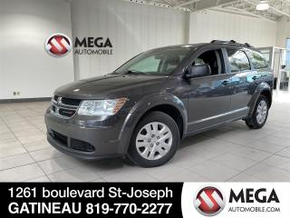 Used 2017 Dodge Journey Canada Value Pkg for sale in Gatineau, QC