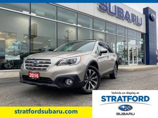 Used 2016 Subaru Outback LIMITED for sale in Stratford, ON