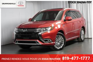 Used 2019 Mitsubishi Outlander Phev PHEV  ** RARE EN VERSION GT!! ** for sale in Drummondville, QC
