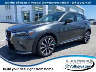 Used 2019 Mazda CX-3 GT AWD - LOADED! for sale in PORT HOPE, ON