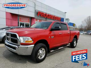 Used 2011 Dodge Ram 2500 SLT for sale in Sarnia, ON