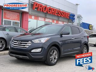 Used 2014 Hyundai Santa Fe Sport 2.0T SE LOCAL TRADE/AWD/TURBO for sale in Sarnia, ON