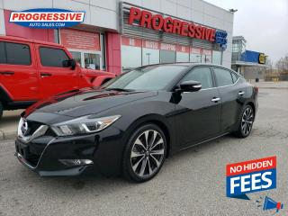 Used 2016 Nissan Maxima SR NAV / HEATED & VENTED SEATS / BACKUP CAMERA for sale in Sarnia, ON