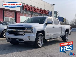 Used 2017 Chevrolet Silverado 1500 High Country LOADED/5.3L V8 for sale in Sarnia, ON