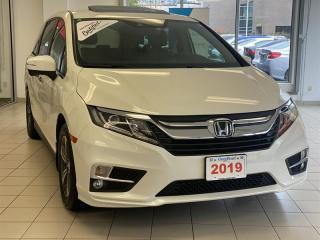 Used 2019 Honda Odyssey EXL NAVI for sale in Burnaby, BC