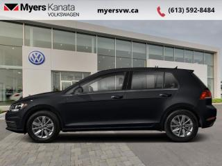 New 2021 Volkswagen Golf Comfortline  - Alloy Wheels for sale in Kanata, ON